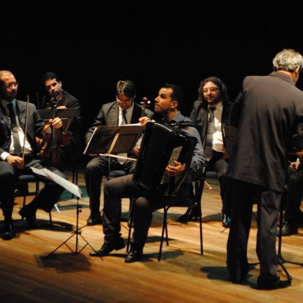 Orquestra de Câmara FUNDARTE - Março 2013